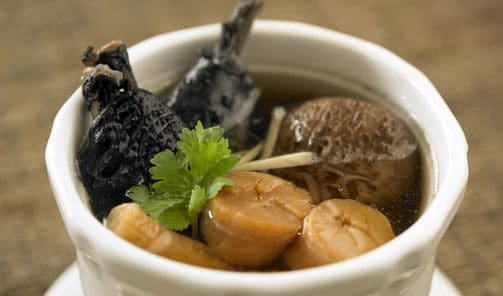StanChart Dining Soup Restaurant