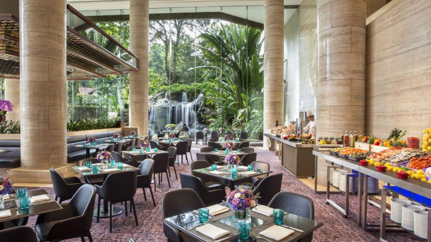 Hotel in Singapore  Sheraton Towers Singapore