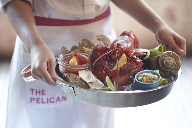 The Pelican Seafood Bar & Grill