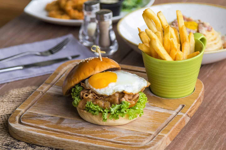 GRUB, Yakiniku-Burger