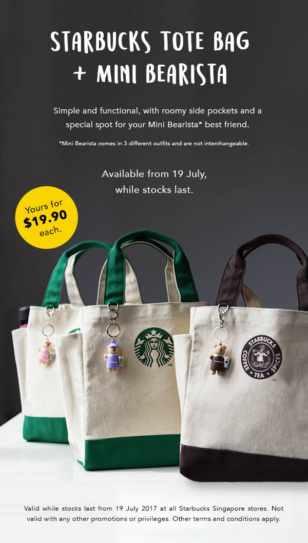 Starbucks Barista Bear