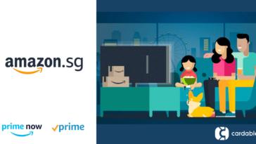 Amazon SG Amazon Prime Now Promo Code