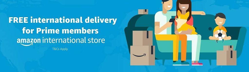 Amazon SG Promo