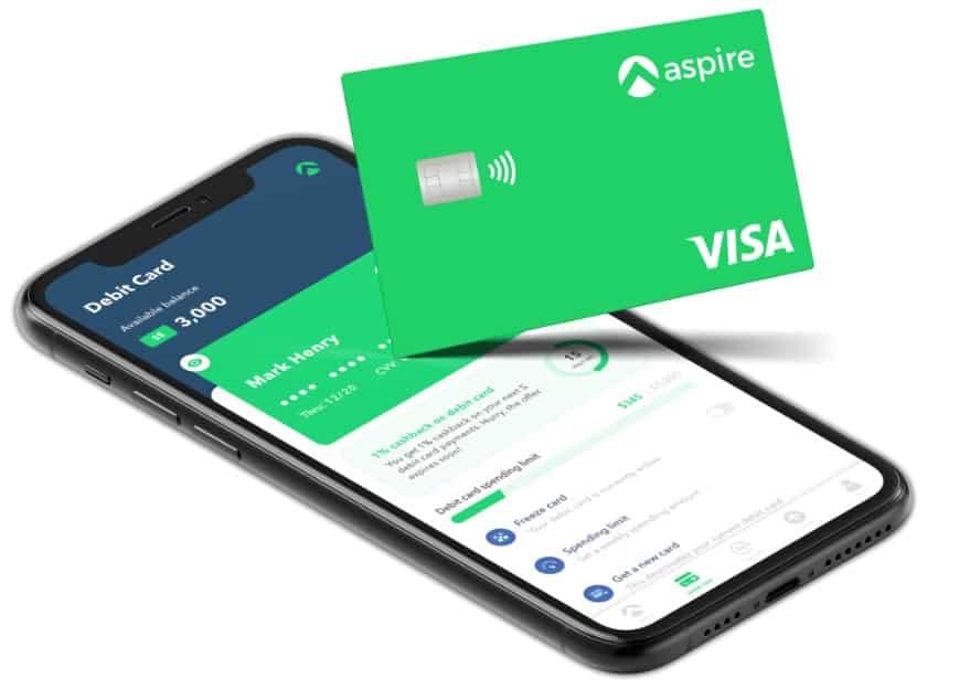 Aspire Corporate Card Cashback