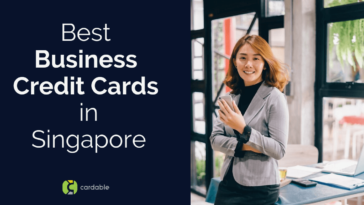 Best Business Credit Cards AMEX DBS Citi Aspire