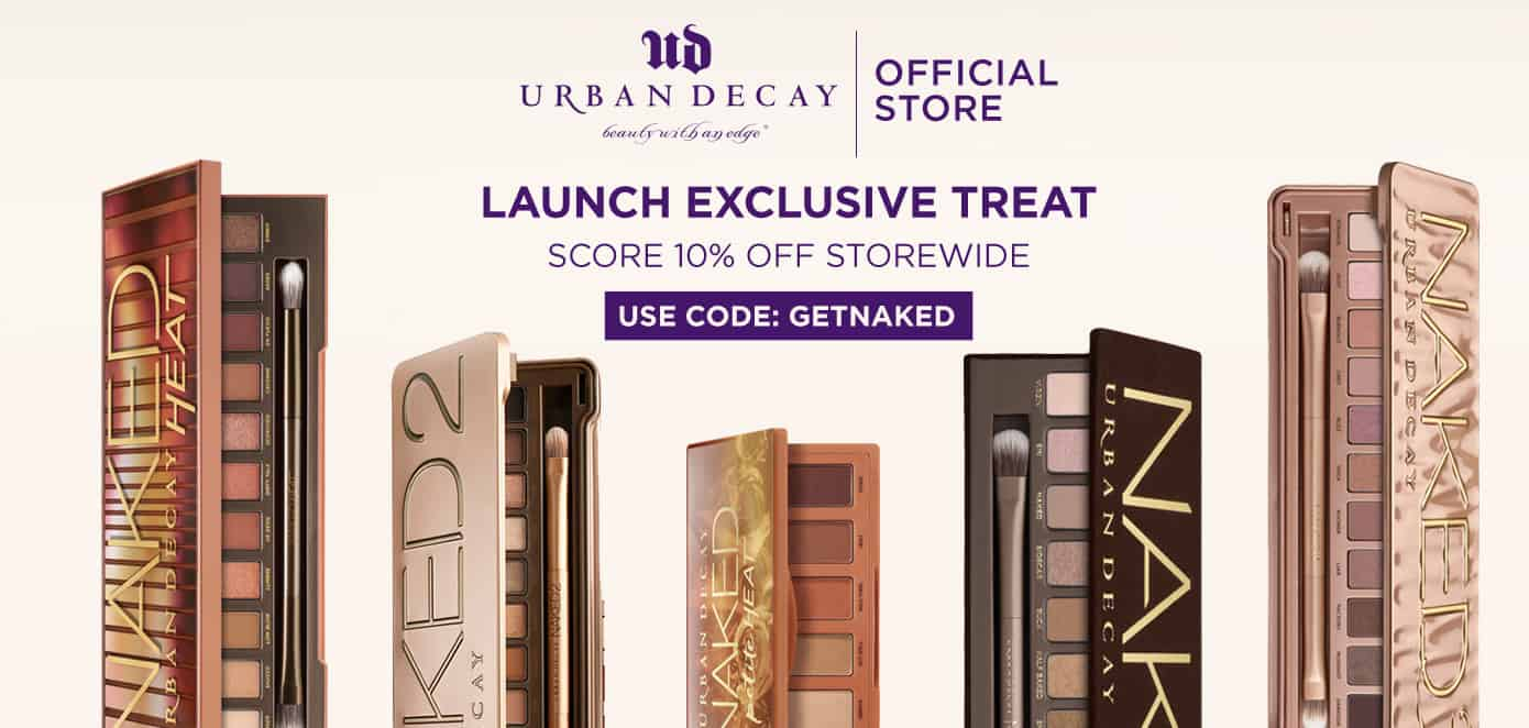 Lazada Urban Decay Official Store