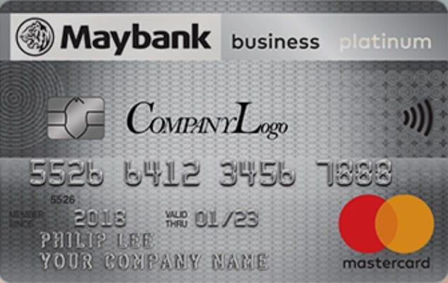 Maybank Business Platinum Card
