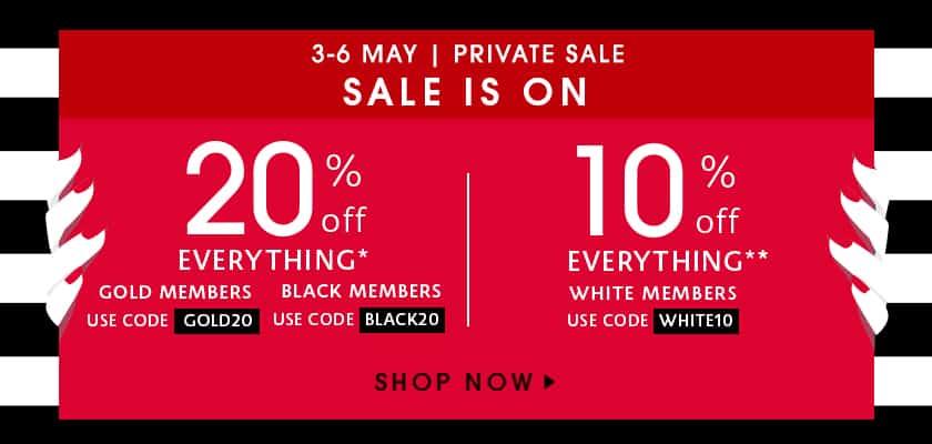 Sephora Private Sale