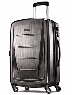 AMEX free luggage