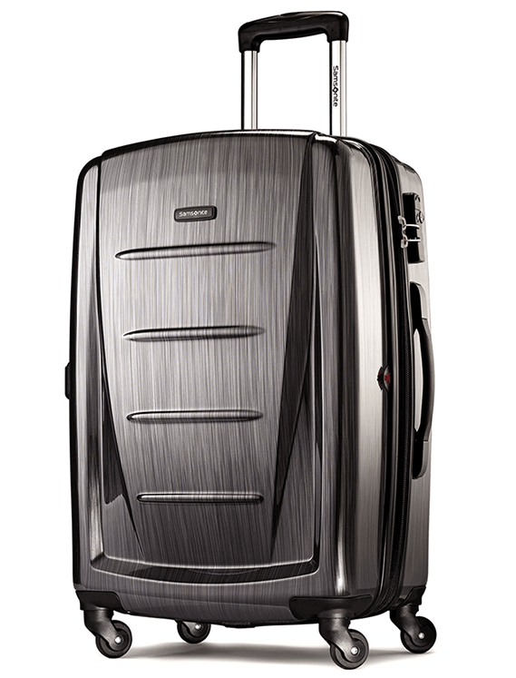 Samsonite AMEX free luggage 76cm Sigma Spinner