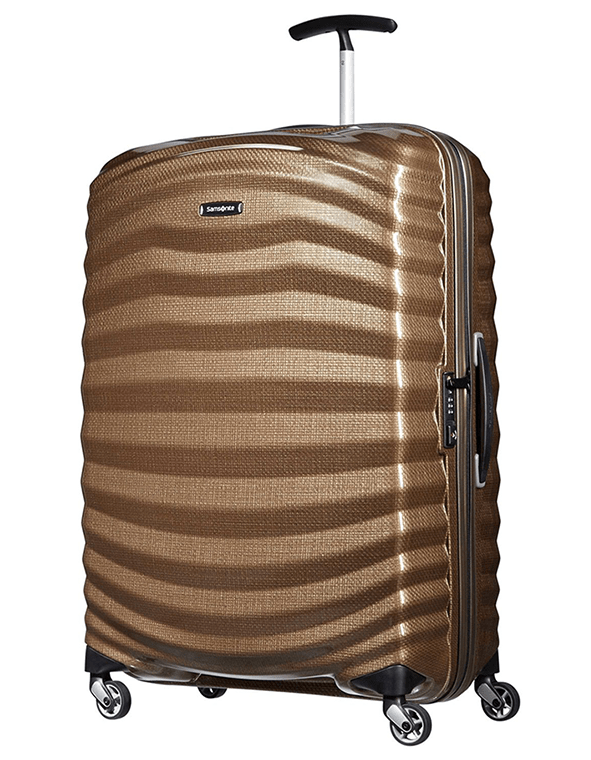 Samsonite Standard chartered free luggage