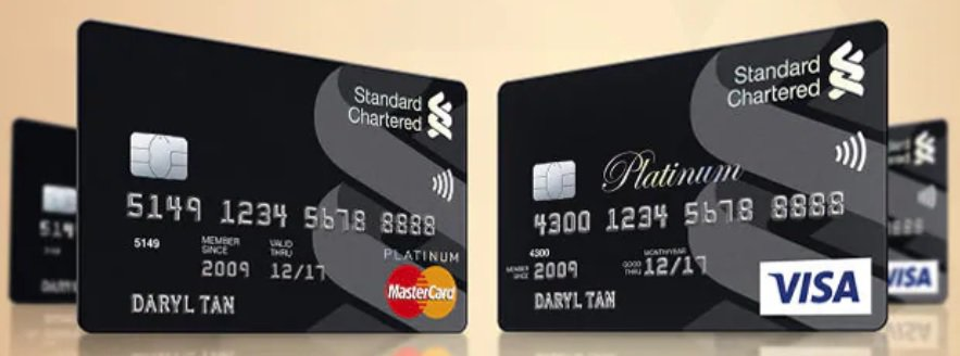 StanChart Business Platinum Card