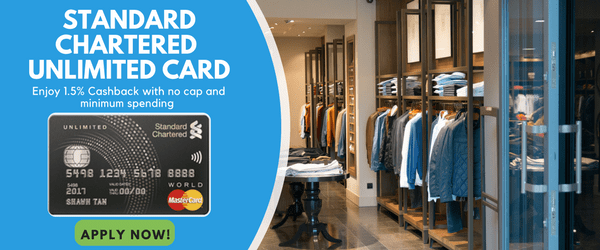 Standard Chartered Unlimited Card