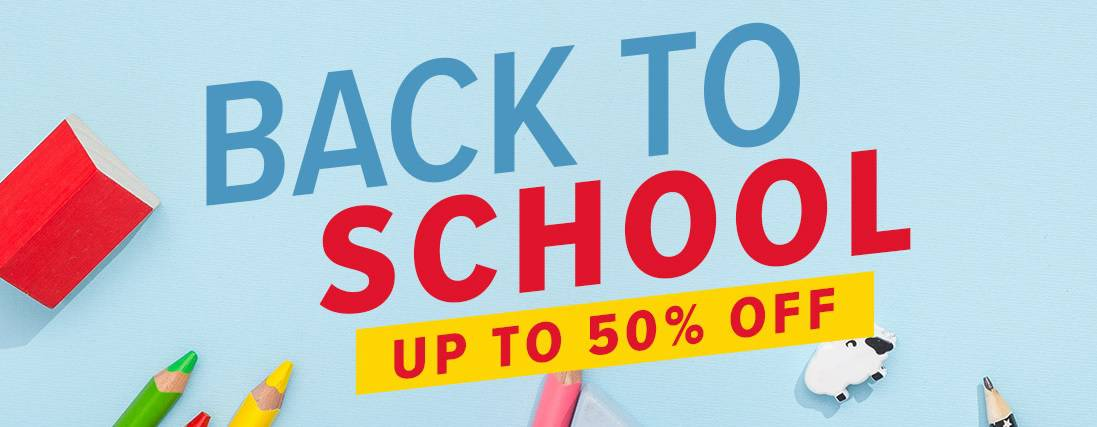 Lazada Back to School Promo