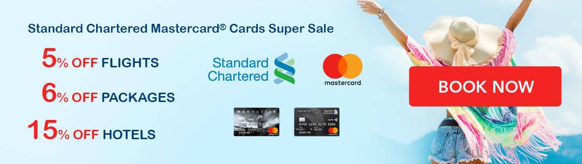 ZUJI StanChart Mastercard