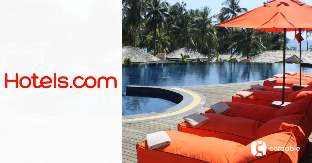 Hotels.com Promo Codes Singapore