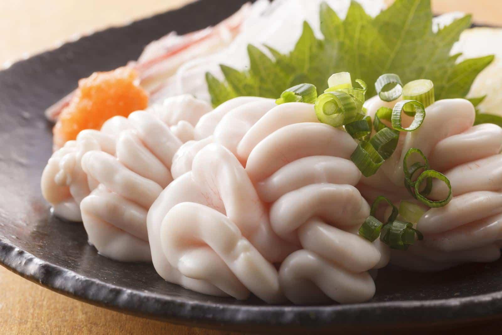 Shirako (Fish Genitalia)