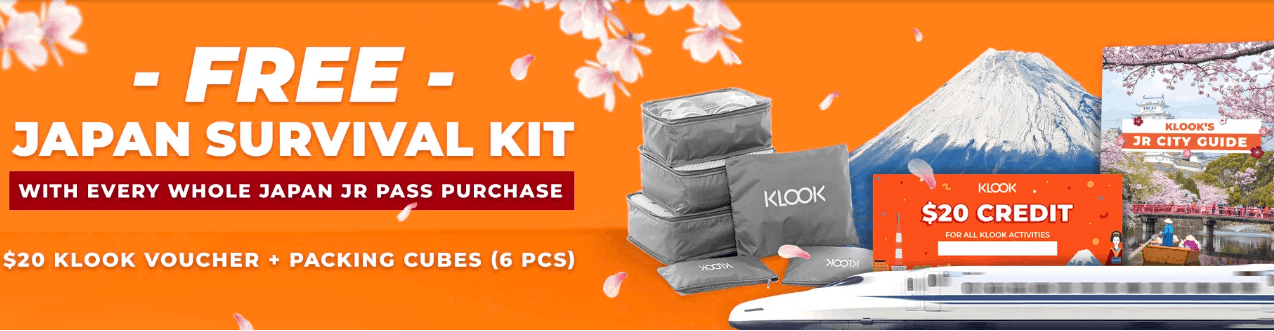 Klook promotion singapore