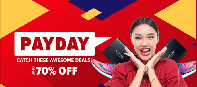 Lazada promotions