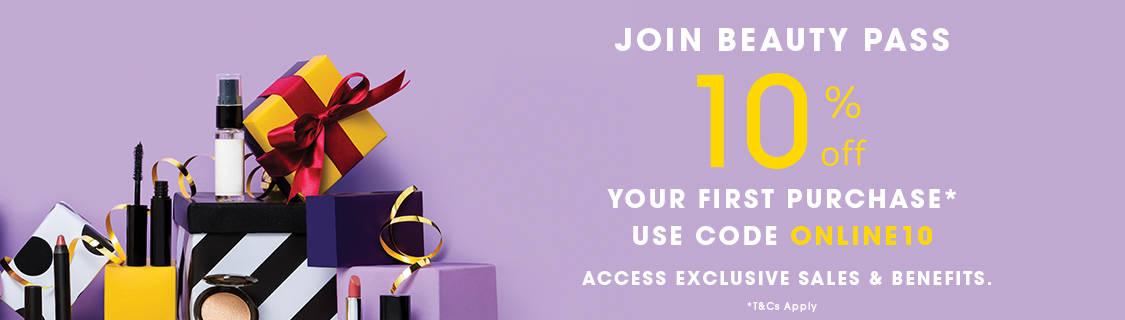 Sephora New User Discount