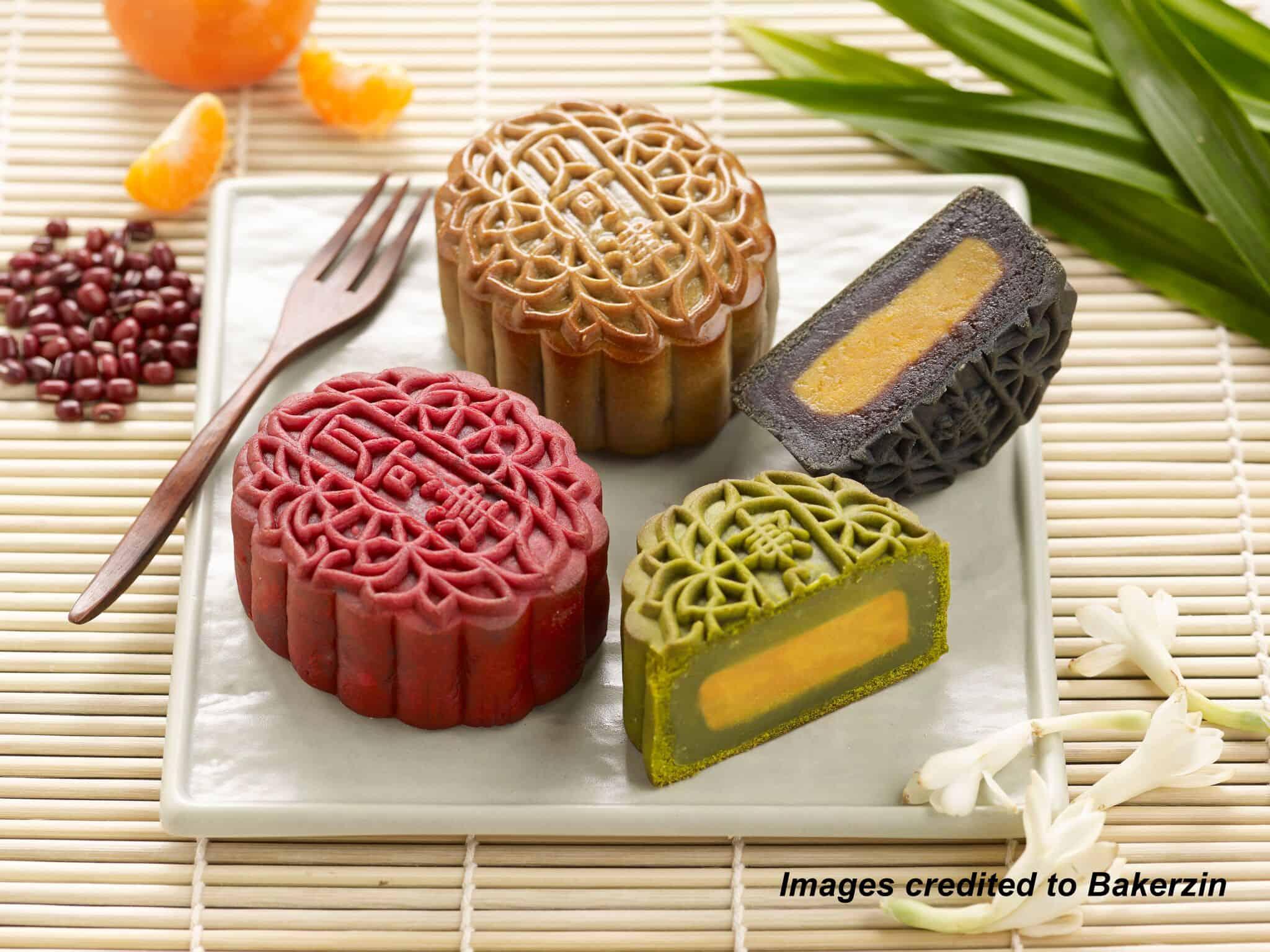 Bakerzin Mooncakes