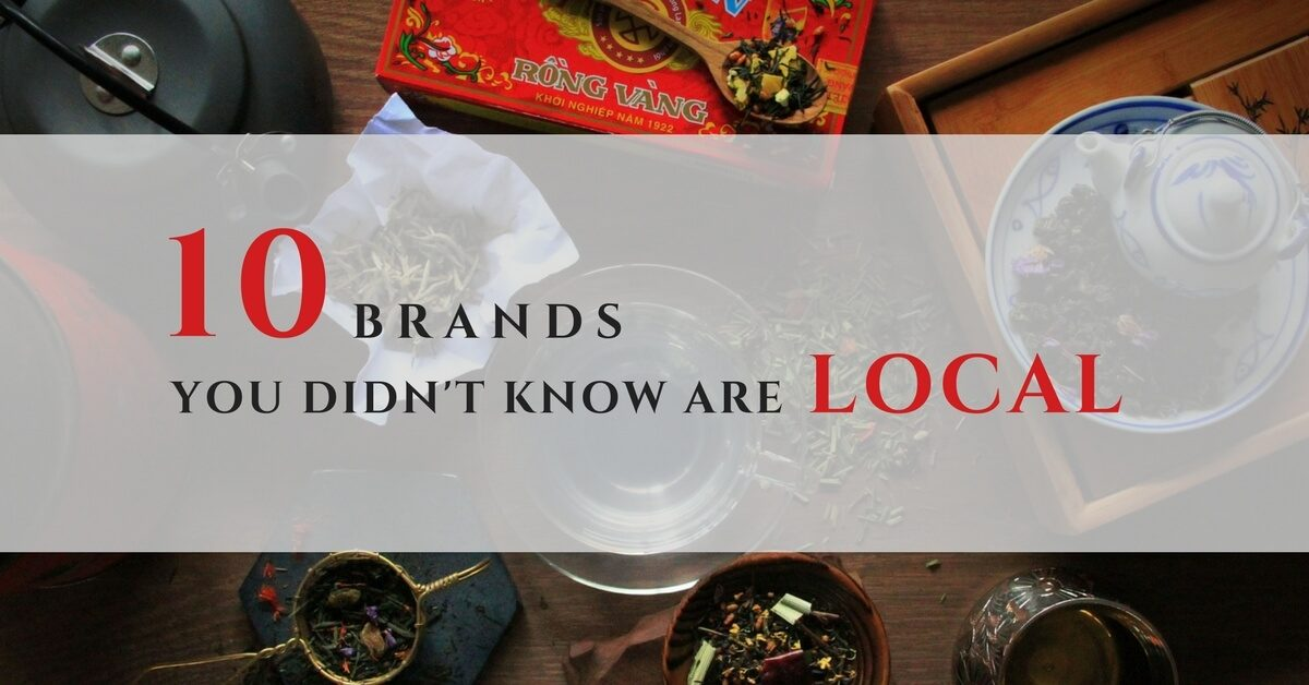 Local Brands Singapore