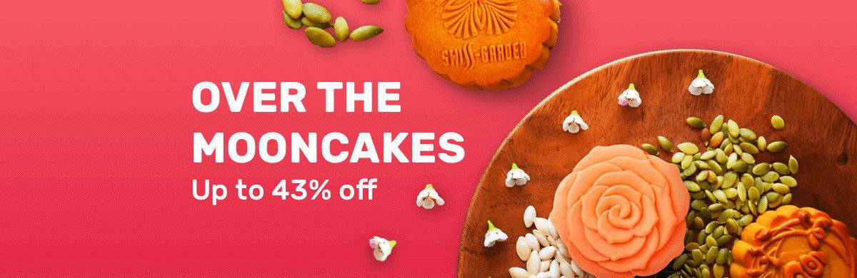 Mooncake Deals on FAVE
