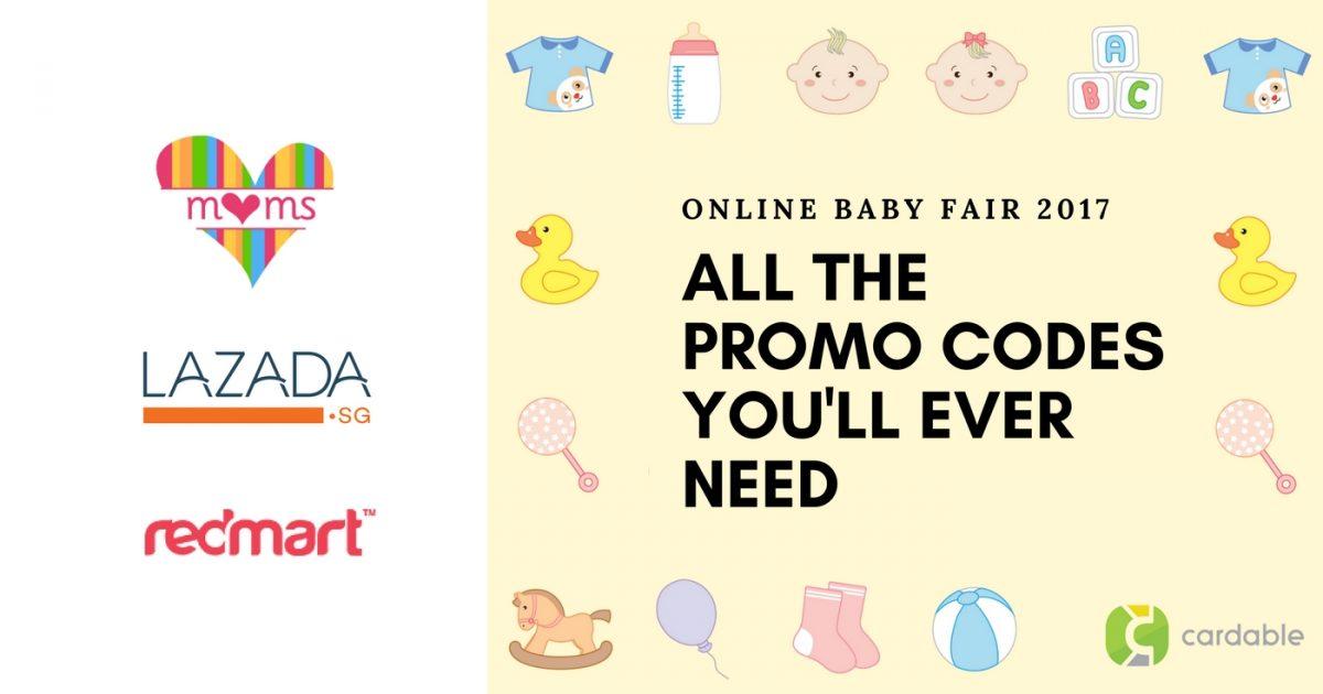 Online Baby Fair August 2017