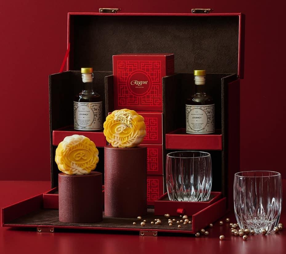 Regent Luxury Box Mooncake 2021