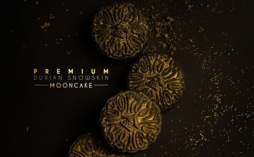 Golden Moments Durian Mooncake