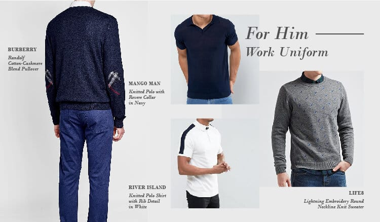 Perfect Sweaters for Every Occasion, for work, men
