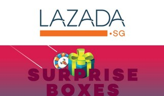 Singles Day Single's Day 11.11 Sale Lazada Surprise Boxes