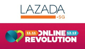 Singles Day Single's Day 11.11 Sale Lazada Online Revolution