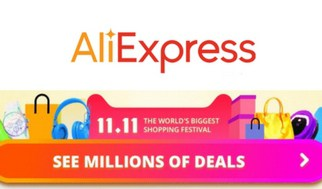 Single's Day 11.11 Sale AliExpress