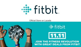 Single's Day 11.11 Sale Fitbit Lazada