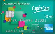 AMEX CapitaCard Promo