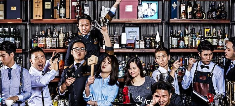 Alice Cheongdam Seoul South Korea_Iconic Bars in Asia