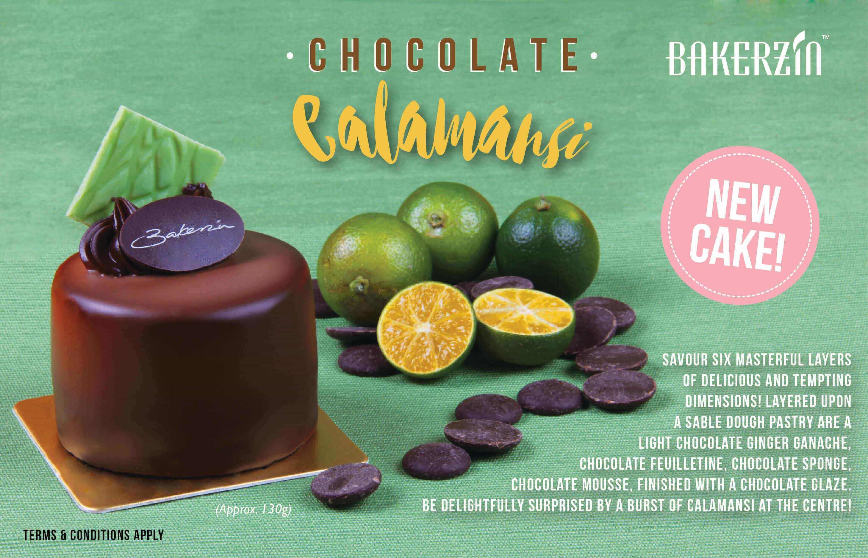 Bakerzin Chocolate Calamansi