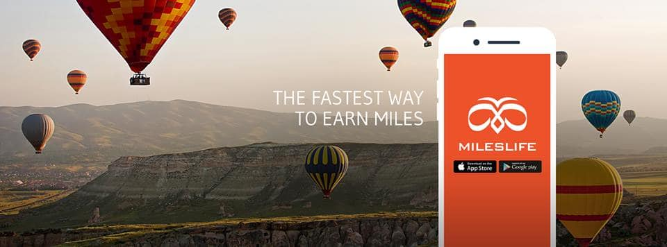 Mileslife Singapore_Earn more miles