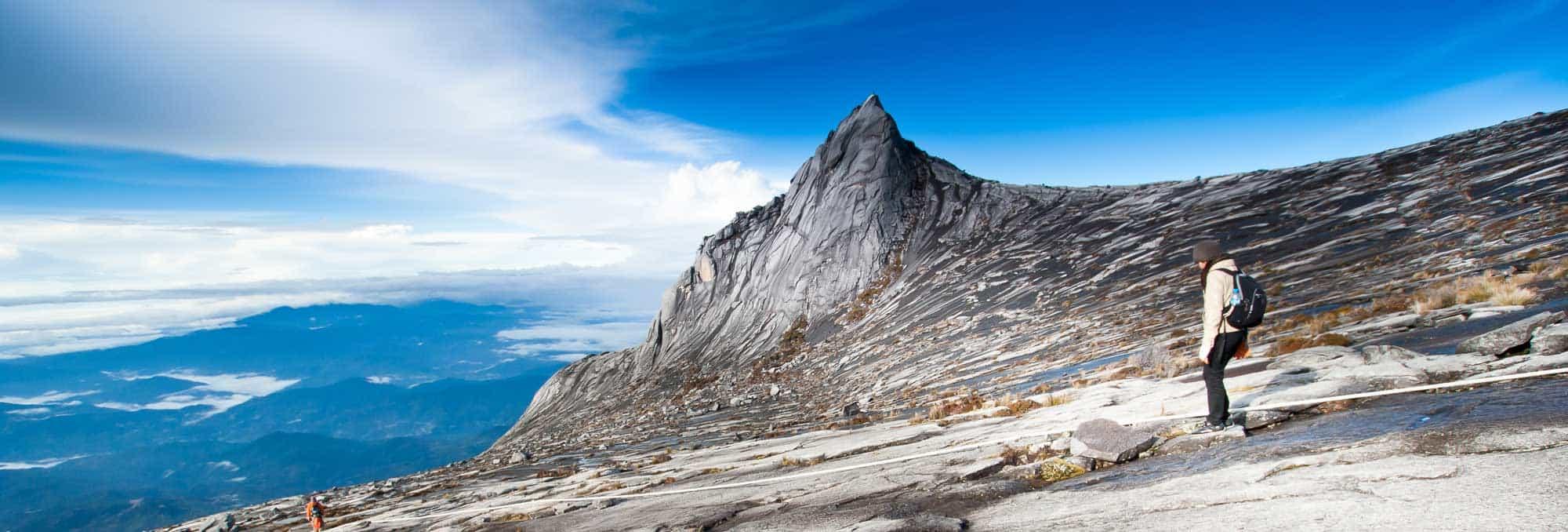 Mt Kinabalu, Malaysia
