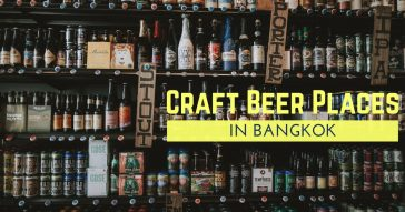 Craft Beer Places in Bangkok