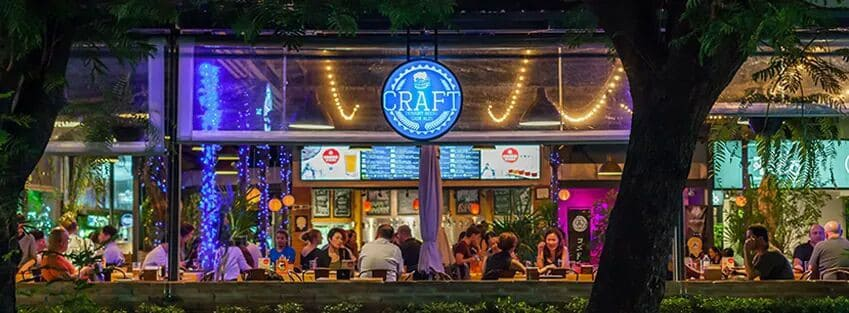 Craft_Sukhumvit_Silom_Craft Beer Places in Bangkok