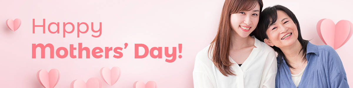 Vaniday Mother's Day Promotions