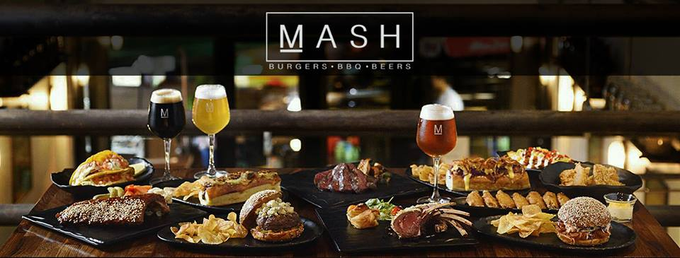 Mash_Silom_Craft Beer Places in Bangkok
