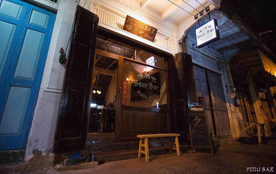 Pijiu Bar_Soi Nana_Craft Beer Places in Bangkok