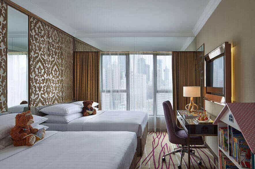 Dorsett Hotel Hong Kong