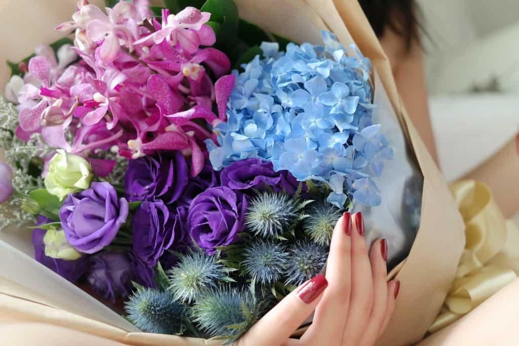 Little Flower Hut florist delivery Singapore