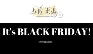 BlackFridaySingapore_LittleBaby