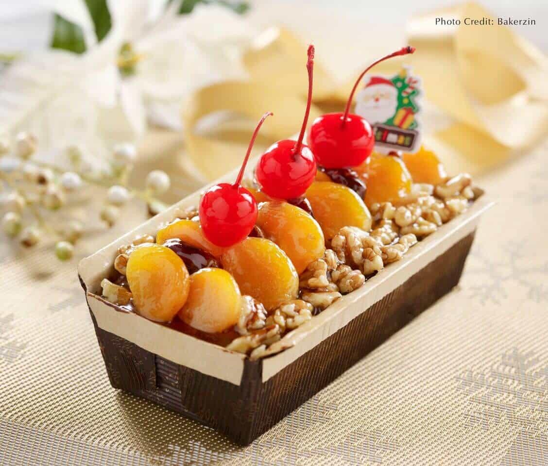 Bakerzin Christmas - Aged Fruit Cake
