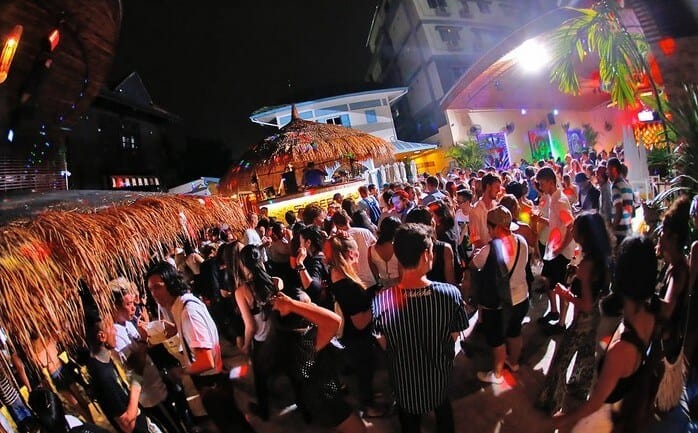Khao San Road_Bangkok Thailand_Countdown parties in asia